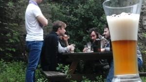 prestation groupe bière Nantes