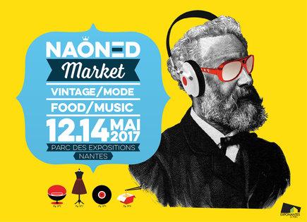 Retrouvez-moi au Naoned Market