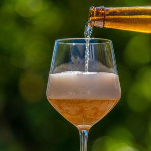 Nos bières artisanales 100% bio - En retrait à la Brasserie uniquement